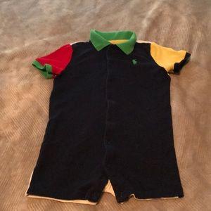 Ralph Lauren onesie 24 months